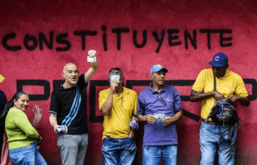 Mensaje del presidente Nicolás Maduro al pueblo venezolano.