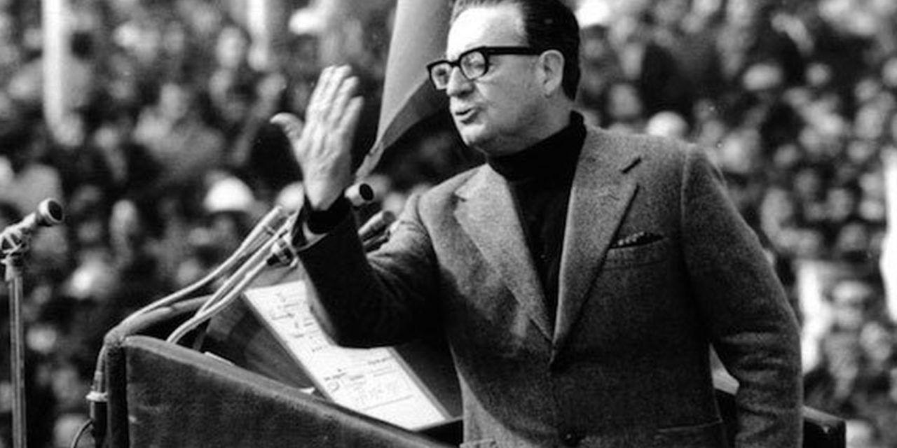 1973, Chile. El golpe imperialista y la insurrección burguesa.
