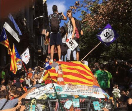 """Más allá del Sí. El """"procés"""" desde las calles catalanas."""