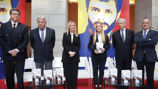 Lilian Tintori y el retiro de su pasaporte