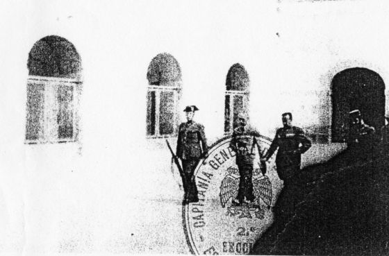 Efemérides. 1940, Asesinato de Lluís Companys en el Castillo de Montjuic.