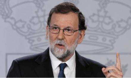 Art. 155: Intervención de la Autonomía y centralización del poder político en Cataluña.