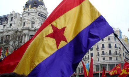 """Ni Unidos Ni Podemos Ni República. La triple negación de la """"izquierda"""" parlamentaria."""