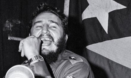 Un hombre llamado Fidel.