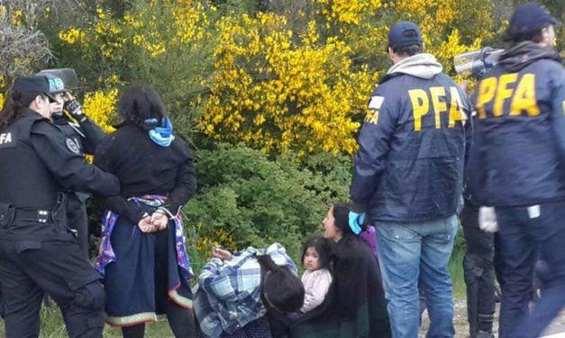 Asesinado un integrante de la comunidad Mapuche por fuerzas policiales en Bariloche.