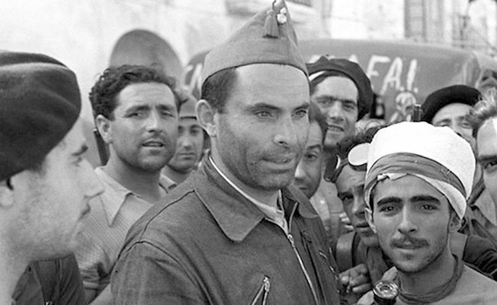 Buenaventura Durruti: Un mundo nuevo en el corazón.
