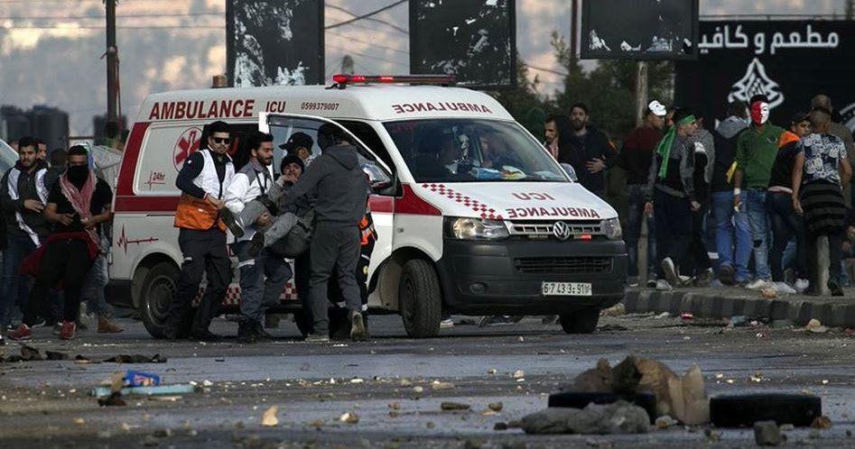 Palestina: 4 muertos y más de 500 heridos en los enfrentamientos con el ejército israelí.