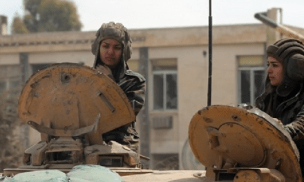 Afrin: nada nuevo en Siria.