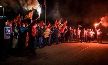 Alemania: más allá de la mayor huelga del metal en 30 años.