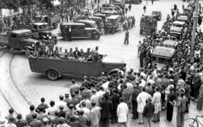 La olvidada Cuenca Minera de Riotinto. Movimiento obrero durante el dominio británico. Guerra Nacional revolucionaria y franquismo.