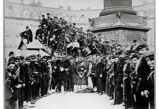 La Comuna de París: Y el fantasma recorrió Europa.