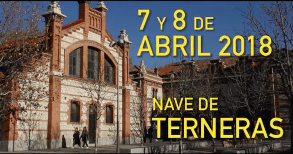 7 y 8 de Abril: Feria del Libro Político en Madrid.