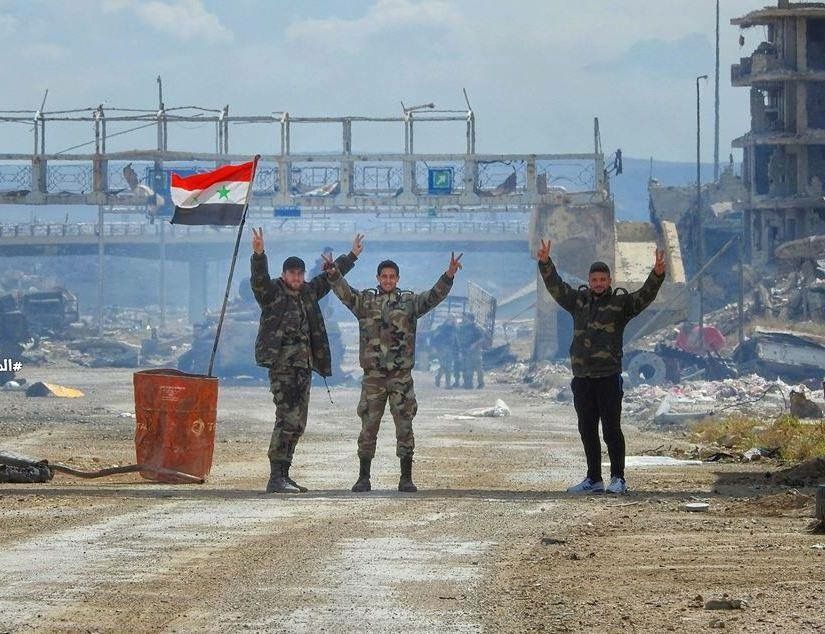 Tambores de guerra en Siria; se prevé inminente ataque de los agentes internacionales.