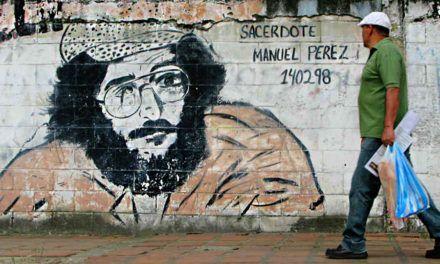 Cura Pérez, el sacerdote aragonés que fue comandante del ELN en Colombia.