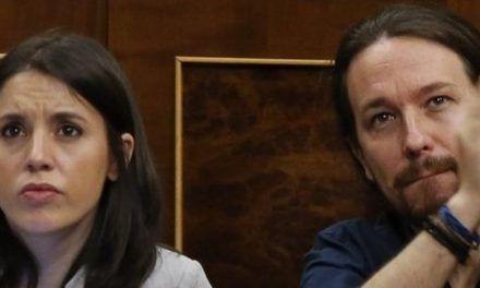 El chalet de Pablo e Irene.