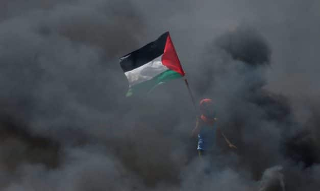55 gazatíes asesinados en protesta por traslado embajada EEUU a Jerusalén