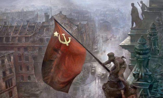 Día de la Victoria: El ejército Rojo de obreros y campesinos vence al nazismo.