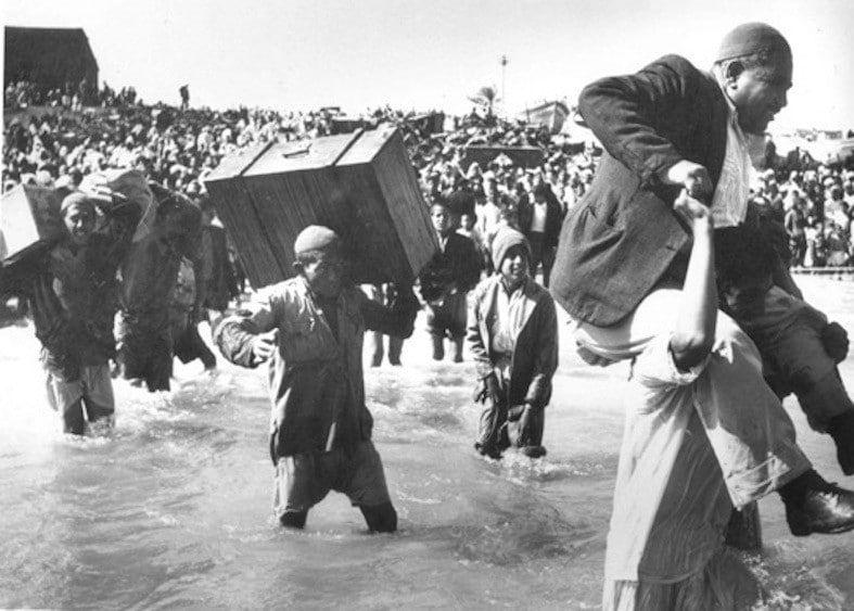 Nakba, el desastre de todo un pueblo.