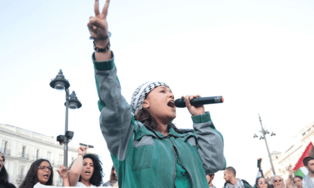 Crónica: Solidaridad con los Refugiados Palestinos en su Derecho al Retorno en Madrid.