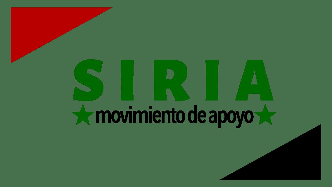 Movimiento de Apoyo a Siria (MAS) en el País Valencià: Acto de presentación y manifiesto.
