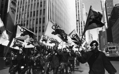 Entrevista a Tom Watts sobre los Panteras Negras.