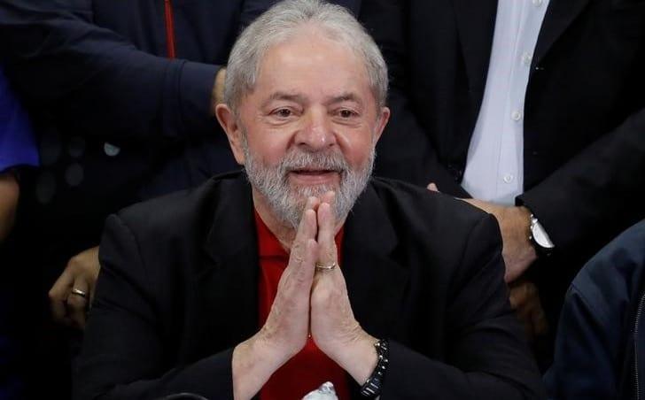 Lula libre: Comunicado del Partido de los trabajadores de Brasil.