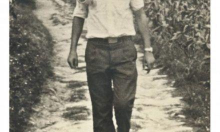 Moncho Reboiras: semente de vencer