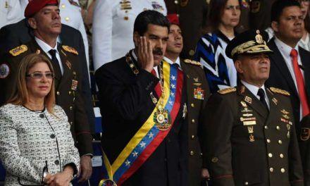 Intento de magnicidio contra Nicolás Maduro.