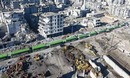¿Por qué Trump, como Obama, protege a los terroristas en Siria?