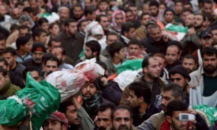 Marchas por el derecho al retorno: Más de 179 asesinados desde que comenzaron hace 5 meses.