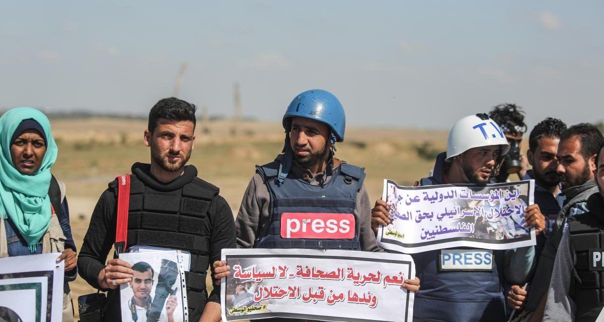 Palestina: Mordazas al periodismo para silenciar la verdad del apartheid.
