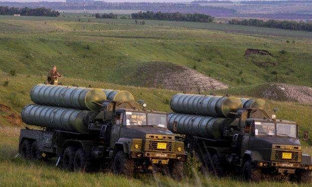 Los S-300 devuelven el equilibrio a los cielos sirios.