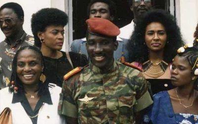 """Thomas Sankara: 31 años del asesinato del """"hombre íntegro""""."""