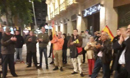 Apología del fascismo y agresiones a antifascistas en Almería.