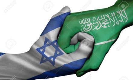 Arabia Saudí e Israel, amigos para siempre