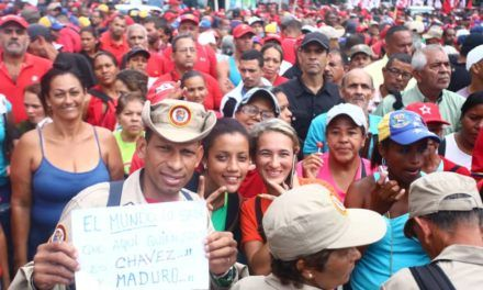 Venezuela: Del circo opositor a la defensa bolivariana de la patria