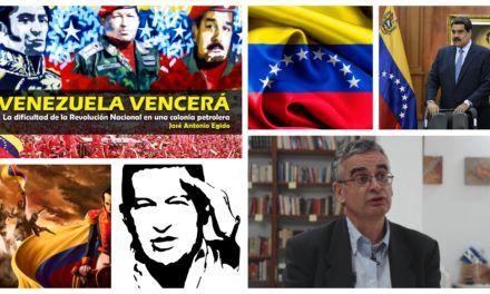 Venezuela vencerá.  La dificultad de la Revolución Nacional en una colonia petrolera