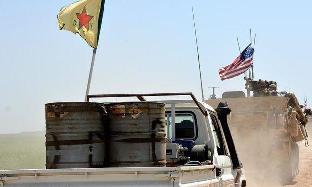 El protectorado estadounidense de Rojava