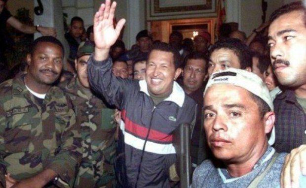 Venezuela: La respuesta al golpe, factor inesperado