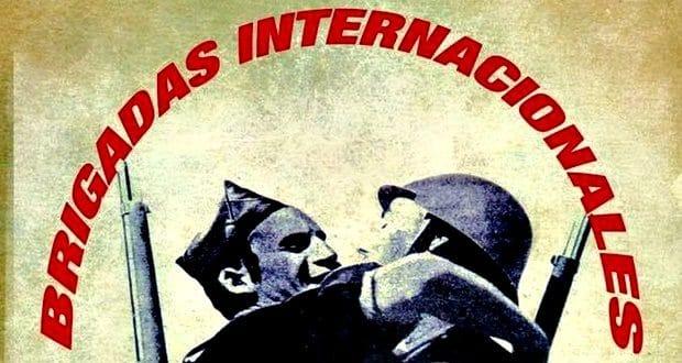 ¡Frente de Madrid, Frente del mundo! Las Brigadas Internacionales