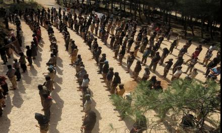 El crudo análisis de la Batalla de Idlib. Informe de Siriaren Alde, 23/05/2019