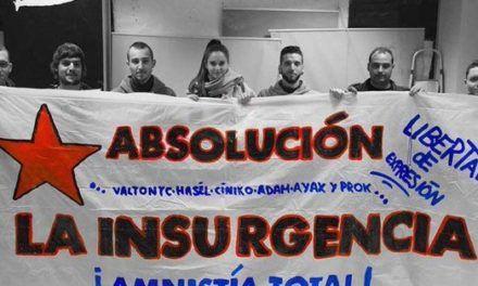 ANDALUCÍA/ Solidaridad con Iván Leszno (La Insurgencia)