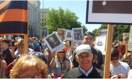 Día de la Victoria en la Gran Guerra Patria: Crónica de la marcha en Madrid