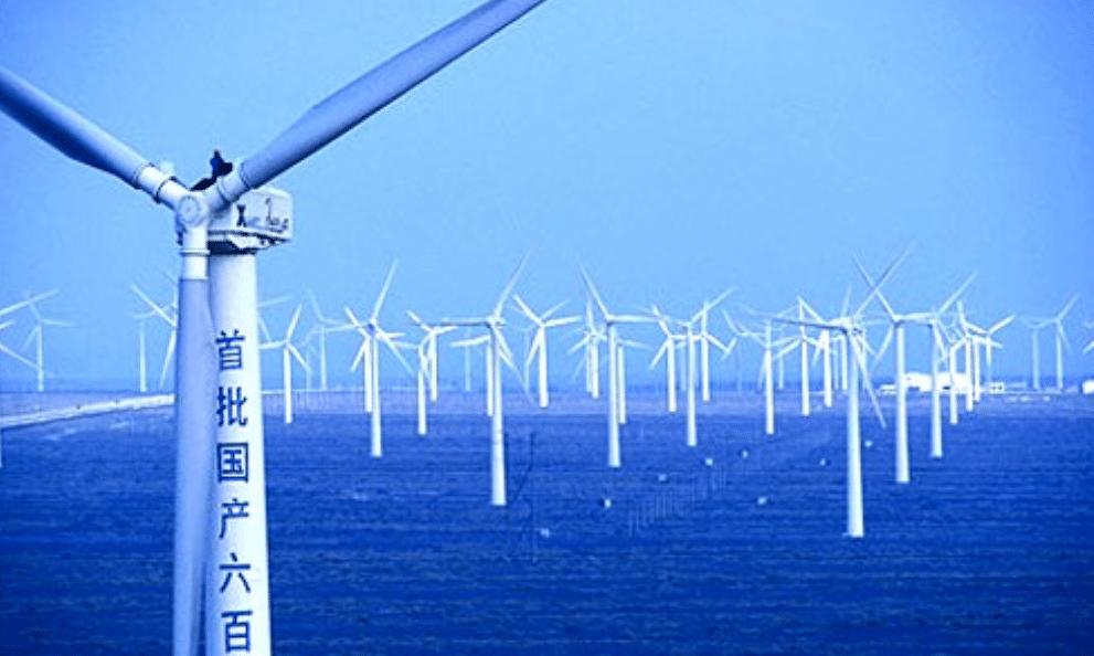 Evolución del modelo energético de China