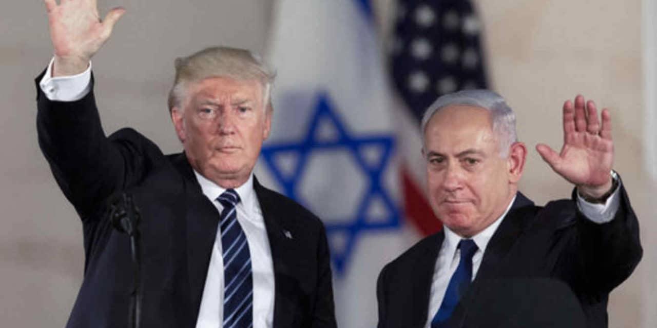 Apetitos insaciables: Trump e Israel preparan el 'robo del siglo'