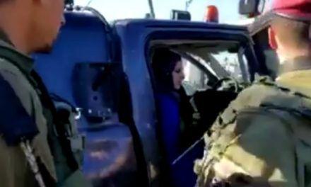 Campaña de detenciones contra mujeres palestinas se une a las redadas a gran escala en Cisjordania