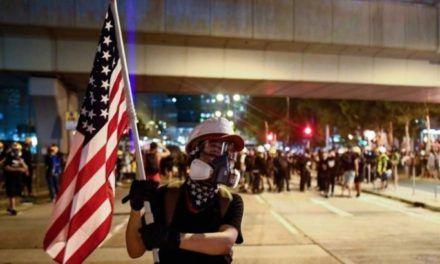 """Hong Kong: las patas """"progresistas"""" de la manipulación mediática"""