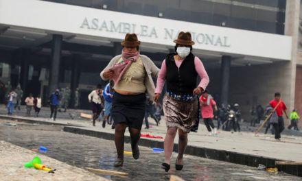 Ecuador y toda la Abya Yala en lucha: del Saqueo colonial al FMI