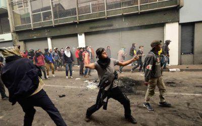 """Ecuador: """"La Revolución de los Zanganos y el Departamento de Estado de EEUU"""""""