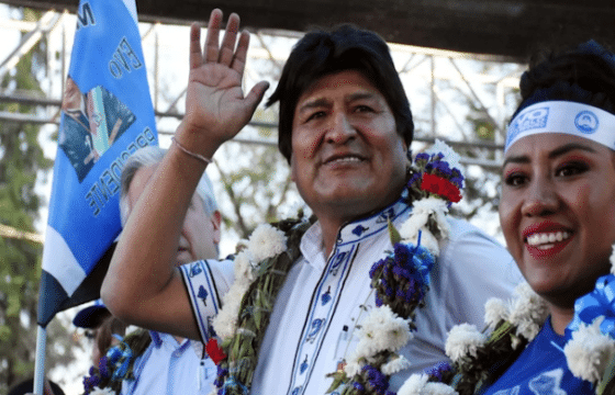 Bolivia: Objetivo Vivir Bien y no Vivir Mejor